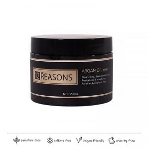 12 REASONS | Argan Oil Mask