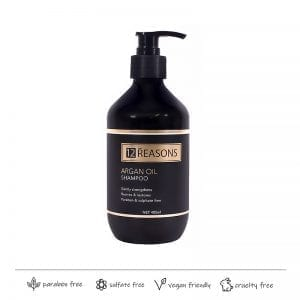 12 REASONS | Argan Oil Shampoo