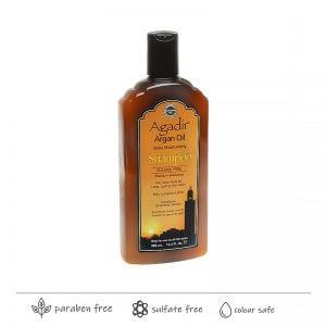 AGADIR | Argan Oil Daily Moisturising Shampoo