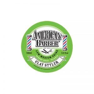 AMERICAN BARBER | Clay Styler