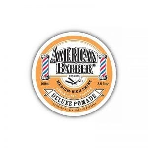 AMERICAN BARBER | Deluxe Pomade