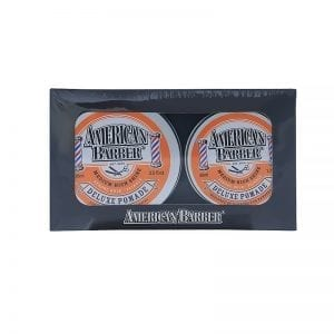 AMERICAN BARBER | Deluxe Pomade Duo Pack