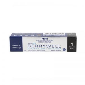 BERRYWELL | Eye Lash Tint Black-1