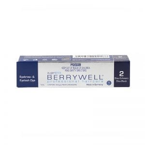 BERRYWELL | Eye Lash Tint Blue Black-2