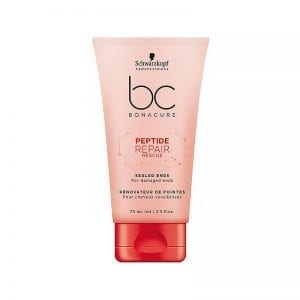 SCHWARZKOPF | Bonacure Peptide Repair Rescue Sealed Ends.