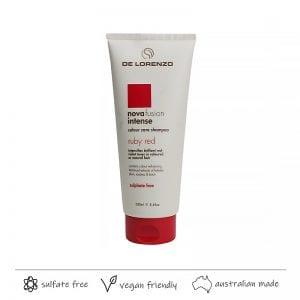 DE LORENZO | Nova Fusion Intense Shampoo Ruby Red