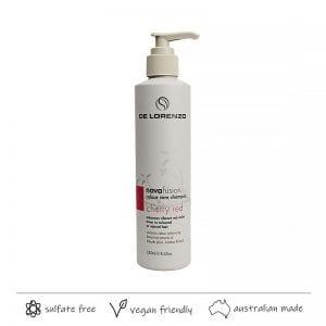 DE LORENZO | Nova Fusion Shampoo Cherry Red