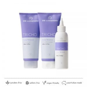 DE LORENZO | Tricho Scalp Balance Treatment Pack