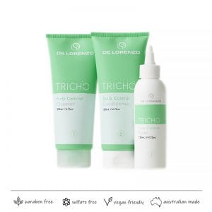 DE LORENZO | Tricho Scalp Control Treatment Pack