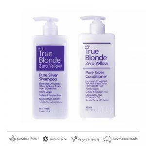 Hi LIFT | True Blonde Zero Yellow Duo