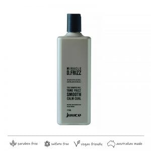 JUUCE | Miracle D.Frizz Shampoo