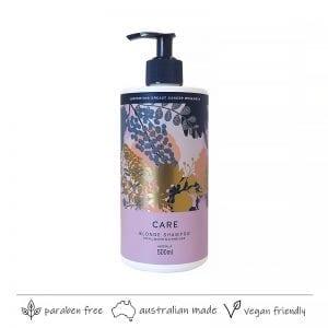 NAK | Care Blonde Shampoo