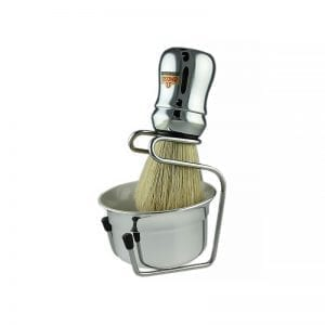 OMEGA | Shaving Brush & Bowl