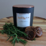 BURNT FIGG & CO | Our Signature Jar with Wild Figs and Herbs Pure Soy Candle
