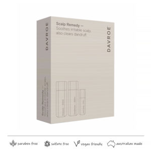 DAVROE | Scalp Remedy Trio Pack