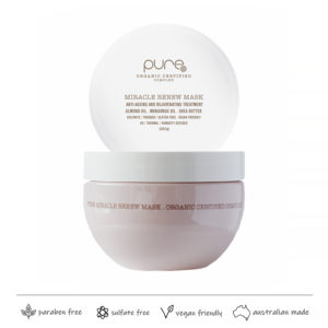 PURE | Miracle renew Mask