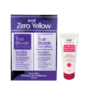 Hi Lift | True Blonde Zero Yellow Trio