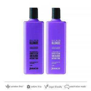 JUUCE | Silver Blonde Duo