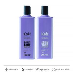 JUUCE | Ultra Blonde Duo