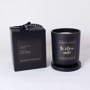 BURNT FIGG & CO | Pure Soy The Kitchen Candle