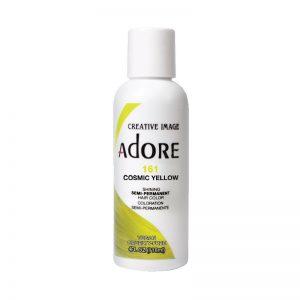 ADORE | Semi Permanent Hair Color -Cosmic Yellow – 161