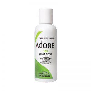 Adore | Semi Permanent Hair Color -Green Apple – 163