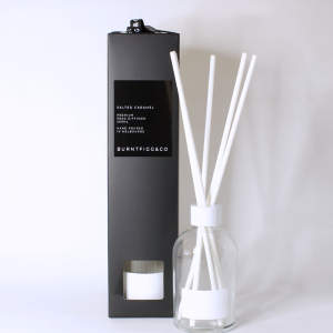 BURNT FIGG & CO | Reed Diffuser – Clear